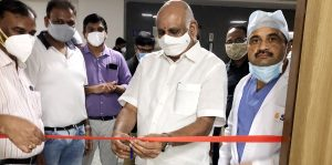 Advanced Resuscitation Learning Centre inaugurated at SLG Hospitals