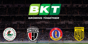 BKT Tires Partners With Hyderabad FC