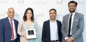 Badminton legend Saina Nehwal unveils the exclusive Forevermark Circle of Trust Collection