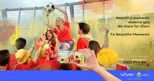 """vivo debuts new """"To Beautiful Moments"""" campaign for UEFA EURO 2020™"""