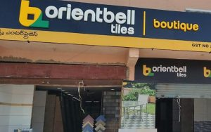 Orientbell Tiles expands its wings with an all  new OBTB experience store in Hyderabad
