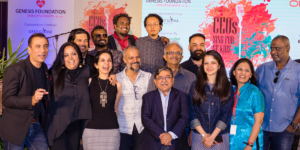 Corporate honchos sing for a cause: Genesis Foundation concludes the 23rd  edition of its CEOs Sing