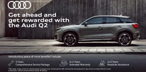 Get in Q – Bookings for the Audi Q2 are now open