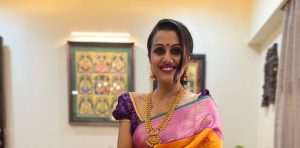 This season, Normalize the Saree with Queen of Sarees Kankatala
