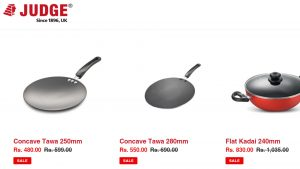 """TTK Prestige launches e-commerce enabled website for its brand """"JUDGE"""""""