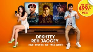 ZEE5 OFFERS ANNUAL SUBSCRIPTION AT 499