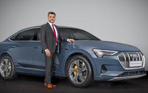 Audi plugs in to electric mobility – Launches 3 electric SUVs