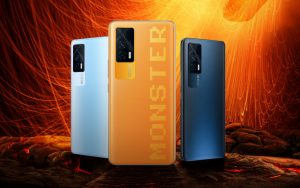 The Powerful iQOO 7 Gets a New Avatar With The Monster Orange Variant
