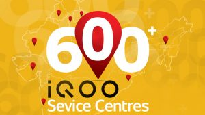 iQOO Expands its After Sales Network: 600+ Service Centres Across India